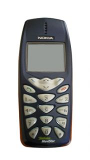 Nokia 3510i   Blue Unlocked Mobile Phone