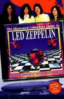 Led Zeppelin Vol. 2 by Robert Godwin 1998, Paperback, Collectors