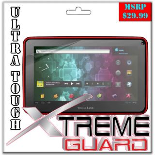 Screen Protector Shield For Visual Land Prestige 7 Internet Tablet