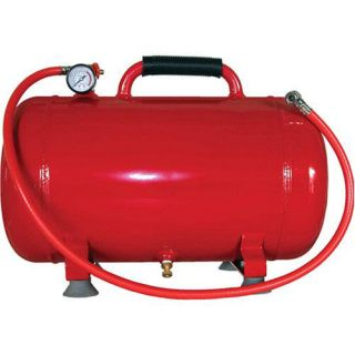 BE Pressure 5 Gal Portable Air Storage Tank 125psi NEW