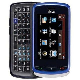 LG Xenon GR500 Unlocked GSM Phone 2MP Camera 2.8 Touchscreen QWERTY