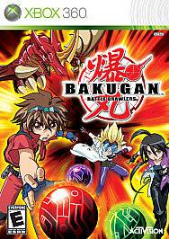 bakugan battle brawlers in Video Games & Consoles