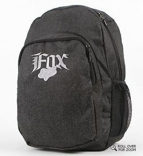 NEW FOX RACING Backpack Laptop Bag