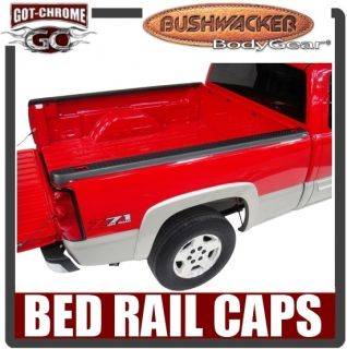 59501 Bushwacker Ultimate Bed Rail Caps Dodge Ram 8 1994 2001