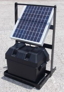 SPEEDRITE 1000 SOLAR ELECTRIC FENCE CHARGER ENERGIZER