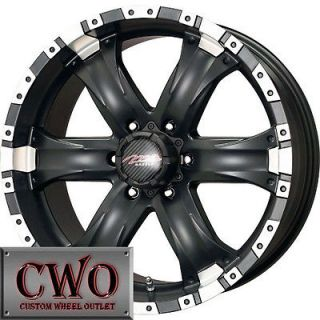 Chaos 6 Wheels Rims 6x135 6 Lug Ford F150 Expedition Lincoln Navigator