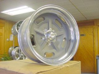 15X12 GREY SALT FLAT S/O AMERICAN RACING FORD DODGE MOPAR CHEVY