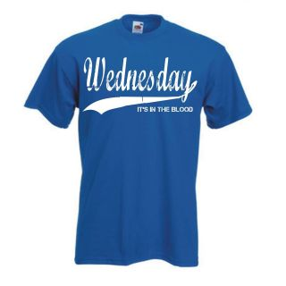 Sheffield Retro Style Boys / Girls / Kids Wednesday Football T Shirt