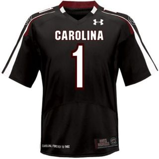 Armour South Carolina Gamecocks #23 Replica Football Jersey   Garnet