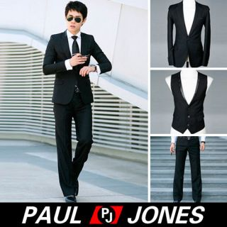 New Men's stylish slim fit wedding Dress Suit Choos