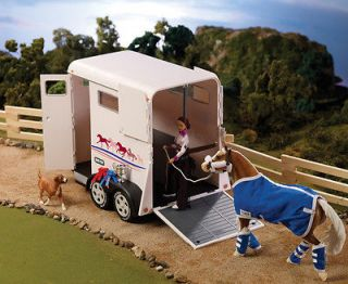 breyer horse trailer in Breyer