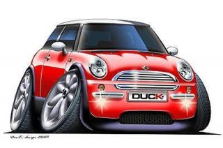 mini cooper t shirt in Clothing,