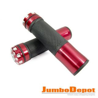 HANDLEBAR GRIPS FOR YAMAHA SUZUKI HONDA SPORTS SCOOTER CBR1000RR BIKE
