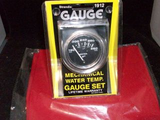 mechanical water temp gauge in Water Temp Gauges