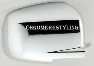 DODGE JOURNEY CHROME MIRROR COVERS 2009 2013 FULL SET (Fits Dodge