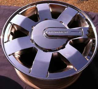16 Hummer H3 chrome factory oem wheel rim 6303 06 07 08 09 10