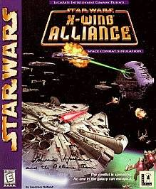 Star Wars X Wing Alliance PC, 1999