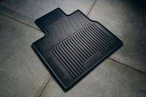 Nissan Murano 2009 2012 All Season/Rubber Floor Mat 4 Piece NEW OEM