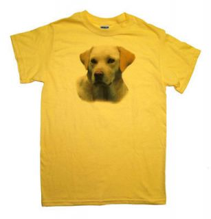 THE HANGOVER 2 ALAN YELLOW LAB LABRADOR DOG T SHIRT COSTUME M L XL XXL