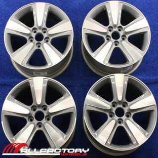 ACURA MDX 18 2010 10 2011 11 2012 12 FACTORY OEM WHEELS RIMS SET 4
