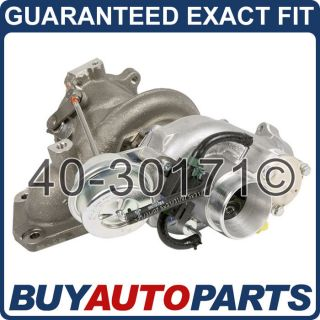 OEM NEW GM BORG WARNER TURBOCHARGER FOR CHEVY COBALT HHR SOLSTICE SKY