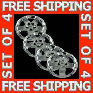 Dodge Charger Magnum 17 Chrome Wheel Skin Hubcaps Covers Hub Caps Set