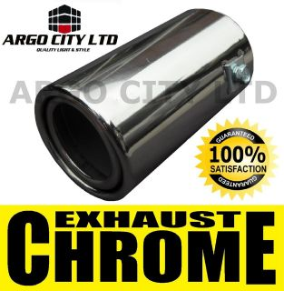 EXHAUST TAILPIPE TIP TRIM END MUFFLER FINISHER HONDA ACCORD SALOON