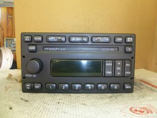 05 07 Ford Escape Mariner Radio Mach 300 6 Disc Cd Player 5L8T 18C815