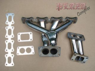 ford rs cosworth t3 exhaust manifold yb escort or sierra