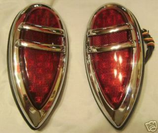 Lincoln Zephyr tail light in Tail Lights