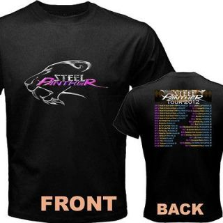 Steel Panther Feel The Steel New CD DVD Album Tickets Tour 2012 Tee T