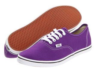 Vans Authentic Lo Pro Amaranth Purple Slim Sole Skate Men Women Boys