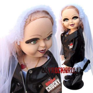 2012 Collectible Bride of Chucky 26 TIFFANY PLUSH DOLL (Childs Play