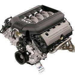 FORD RACING 5.0L DOHC ALUMINATOR CRATE ENGINE NATURALLY ASPIRATED M