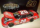 Tony Stewart 2007  #20 Monte Carlo SS Joe Gibbs Racing 1/24