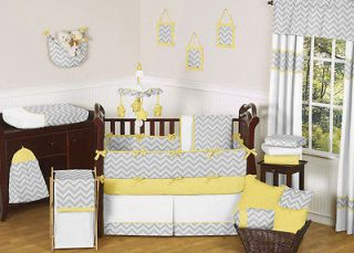 GENDER NEUTRAL BABY CRIB BEDDING SET FOR GIRL BOY SWEET JOJO DESIGNS