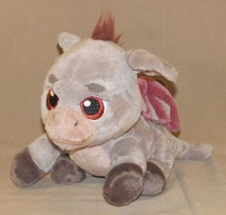 Third Gray DRONKEY Dragon Donkey BABY Stuffed Animal Plush Soft Toy