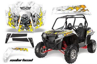 AMR RACING GRAPHIC WRAP KIT POLARIS RZR 900 900XP XP PARTS ACCESSORY