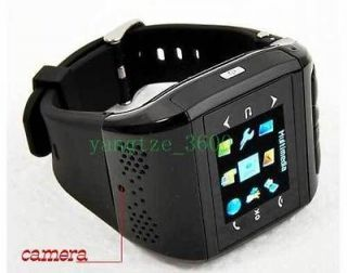 Q9 Watch Mobile Phone Dual SIM Card keyboard Camera GSM Quad band FM