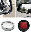 Car Side Blind Spot Convex Mirror Glasses Rear View Wide Truck Vehicle