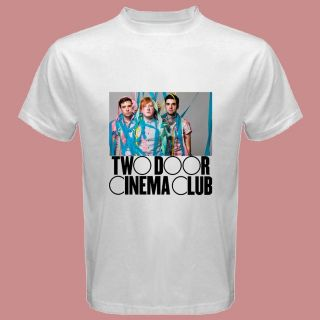 Two Door Cinema Club New CD DVD Music Album Tour 2012 Tee T  Shirt