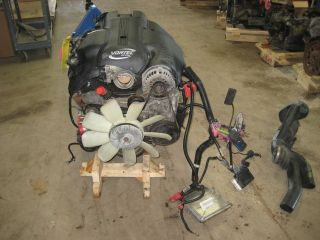LITER VORTEC ENGINE MOTOR CADILLAC ESCALADE LQ9 101K COMPLETE DROP OUT