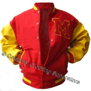 michael jackson varsity jacket in Clothing,