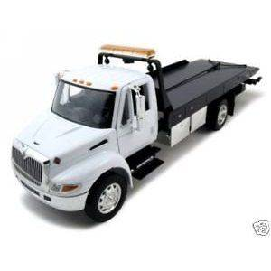 toy flatbed tow trucks in Diecast Modern Manufacture