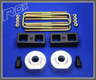 1981 1996 Ford F150 Ranger Bronco 2WD 2 Front + 2 Rear Lift Kit BD