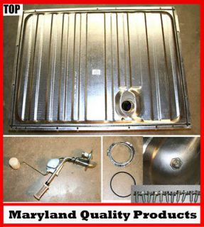 Ford Falcon Comet Gas fuel tank & Sending Unit & mounting Kit Free