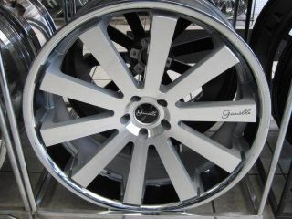 24 GIANELLE SANTO 2SS WHEEL & TIRE GIOVANNA DUB 26 28 FORGIATO ASANT
