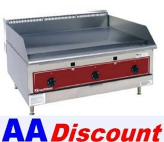 NEW SOUTHBEND 36 GAS GRIDDLE FLAT GRILL MODEL HDG 36