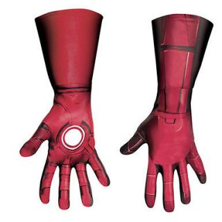 Adult Iron Man Mark VII Gloves Adult Costume Accessories