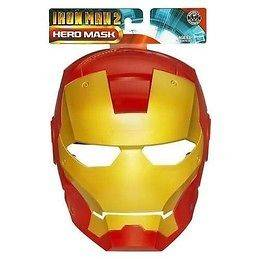 THE AVENGERS  Iron Man Hero Mask  HASBRO